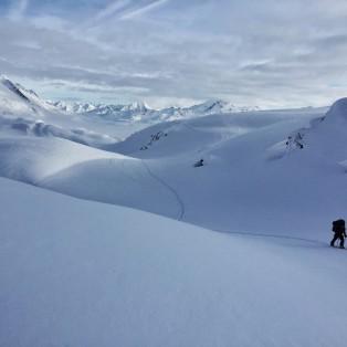 Trip Report: Cleave Creek Glacier