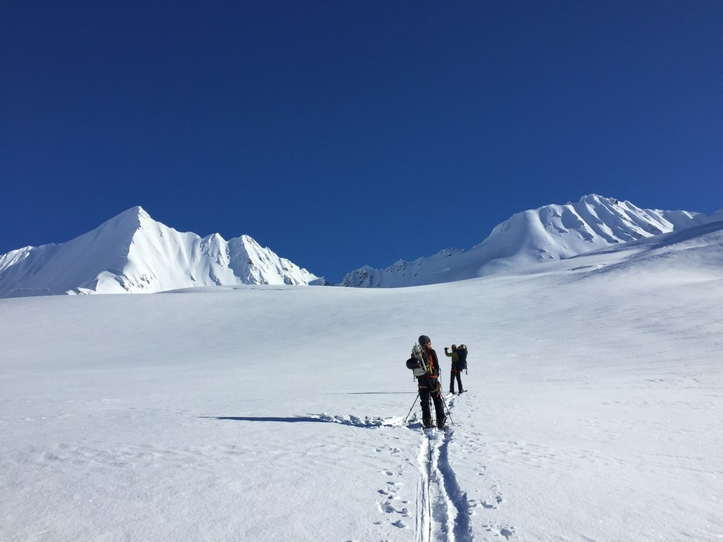 Cleave Glacier