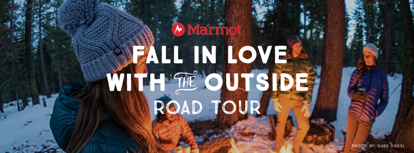 Fall In Love With The Outside Road Tour