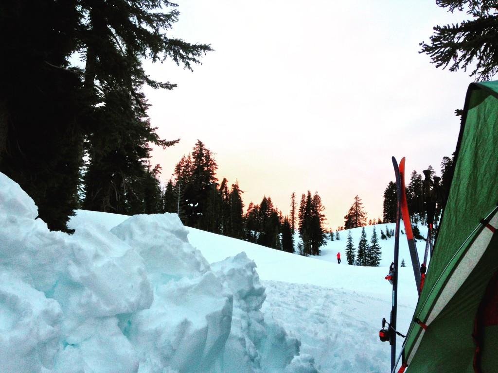 Voile Ski Demo Day