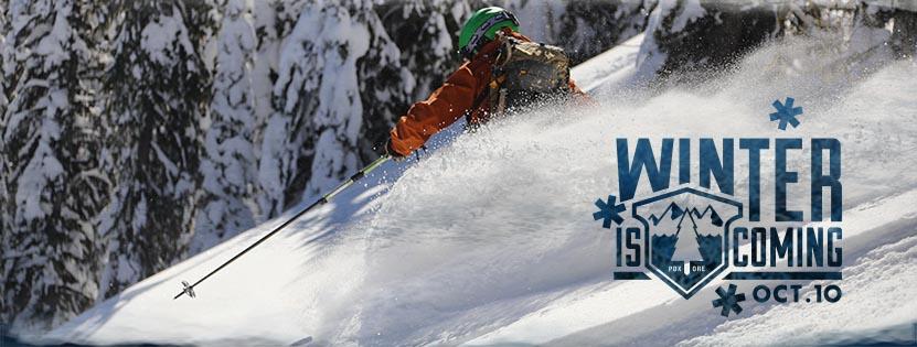Winter Grand Opening Banner