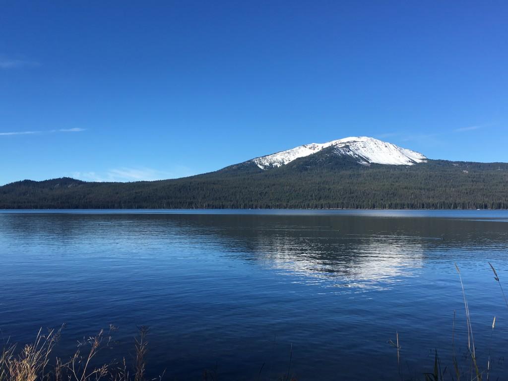 Diamond Lake Camping