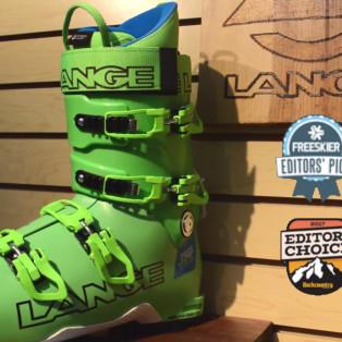 Video Gear Review: 2016/17 Lange XT 130 Freetour Ski Boot