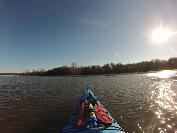 Paddle In The New Year!