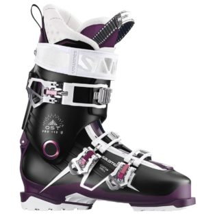 Video Gear Review: Salomon QST Pro 110 Ski Boot