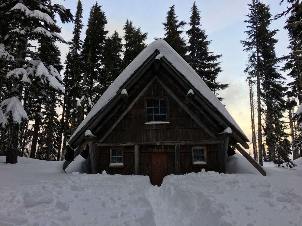 Trip Report: Tilly Jane Cabin / Nextadventure   Next Adventure