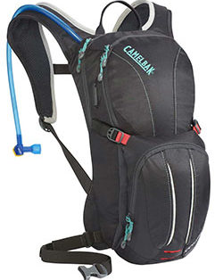 Gear Review: Womens magic cycling pack from Camelbak