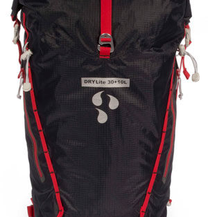 Gear Review: Wilderness Technology Drylite 30+10L Backpack