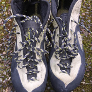 Gear Review: TC Pro Climbing shoes