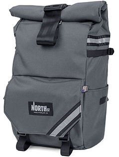 Video Gear Review: North St. Woodward Convertible Backpack & Pannier