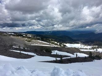 Mt. Hood Hike