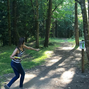 Trip Report: Dabney State Recreation Area Disc Golf Course