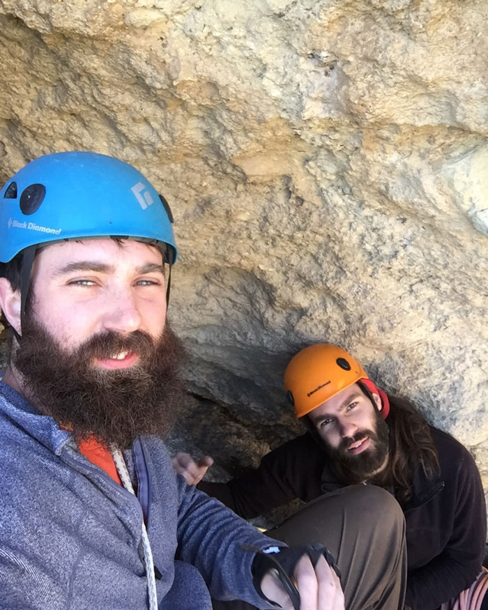 climbing partners