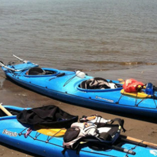 Trip Report: Lower Columbia River Kayaking - Scappoose to Aldrich Point