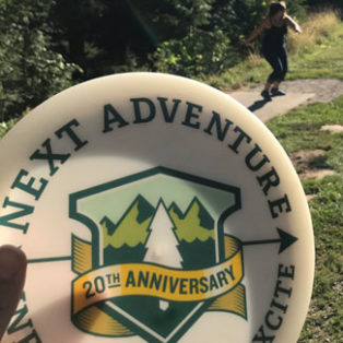 Gear Review: Next Adventure 20th Anniversary Logo Disc Golf Driver