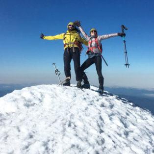 Trip Report: Mount Adams Summit Climb