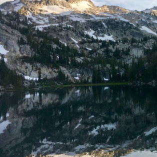 Trip Report: Backpacking in the Wallowa Mountains, Ice Lake