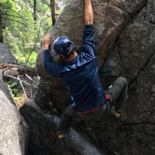 Trip Report: Bouldering in Leavenworth Washington