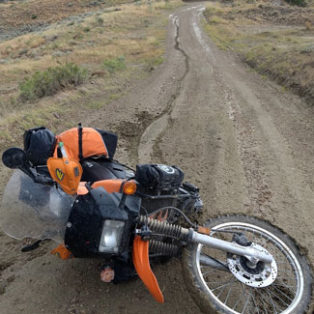 MotoTrippin: Dual Sport Motorcycle Adventure - Part 4, I seen some stuff, man. Lots of stuff.