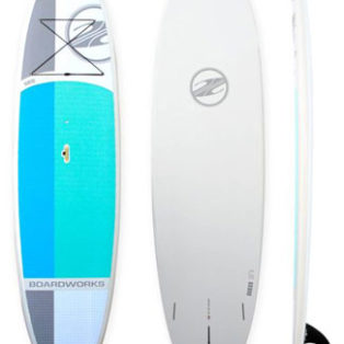 Gear Review: Boardworks Rukus Stand Up Paddle Board