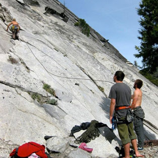 The Dirtbag Adventures: Episode 7 - Friends and Firsts, Climbing in Yosemite Valley