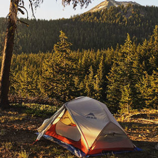 Gear Review: MSR Hubba Hubba NX Tent