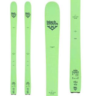 Gear Review: Navis Freebird Black Crows Skis