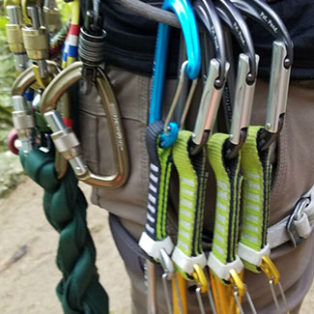 Gear Review: Photon Mixed Express KS Quickdraws from CAMP