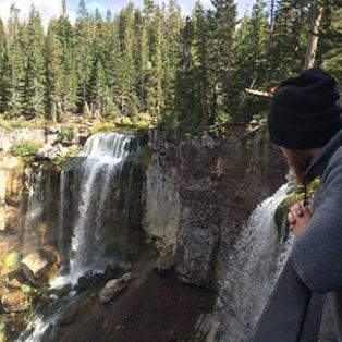 Trip Report: Paulina Lakeshore Loop Trail Run, Newberry National Volcanic Monument