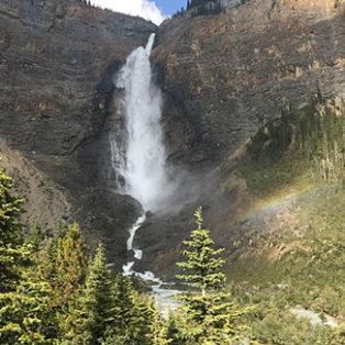 Trip Report: Takakkaw Falls, Yoho National Park, British Columbia