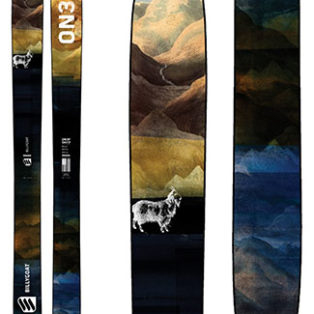 Video Gear Review: ON3P Billy Goat Asymetrical Ski