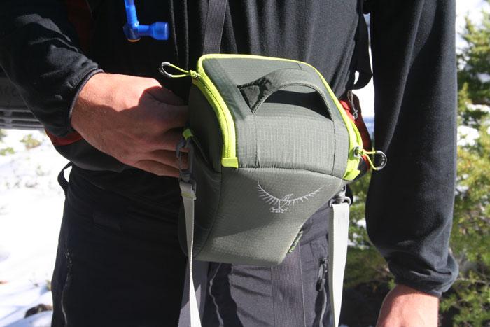 Gear Review Osprey Ultralight Camera Case Nextadventure
