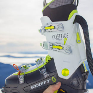 Gear Review: Scott Cosmos II Ski Boot