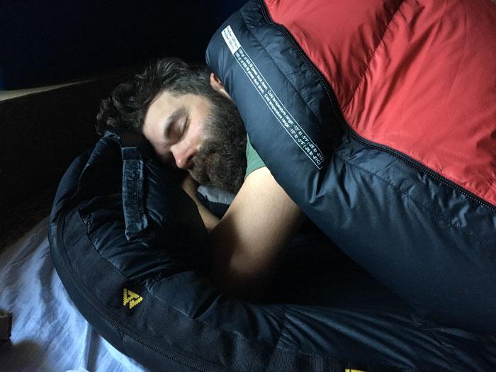 WILDYDOWN -10° SLEEPING BAG