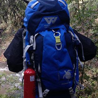 Gear Review: Wilderness Technology Honu 60 Backpack