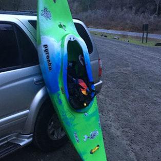 Gear Review: Pyranha Loki Kayak