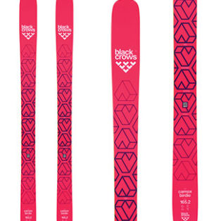 Gear Review: Black Crows Camox Birdie Skis