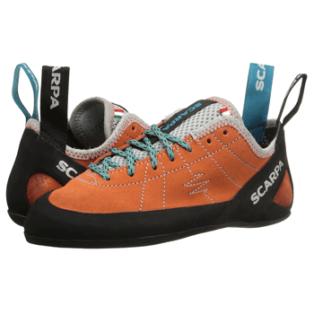 Gear Review: Scarpa Helix Climbing Shoes