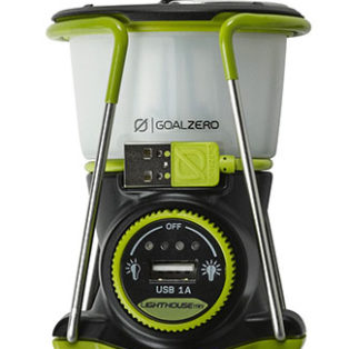 Gear Review: Goal Zero Lighthouse Mini Rechargeable Lantern