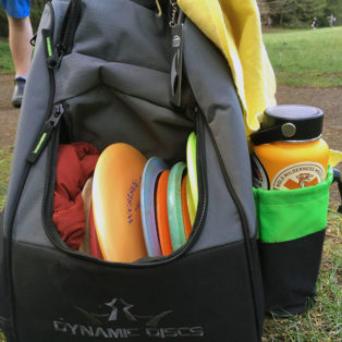 Gear Review: Dynamic Discs Trooper Backpack Disc Golf Bag