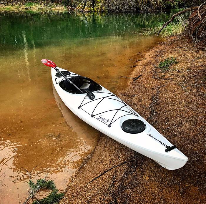 Gear Review: Eddyline Skylark Kayak / Nextadventure | Next