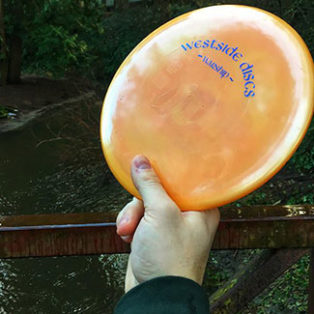 Gear Review: Westside Discs Warship Mid-Range Disc