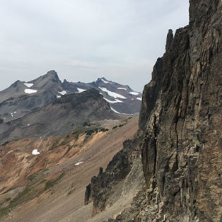 Trip Report: Goat Rocks Wilderness
