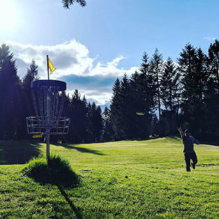 Trip Report: Kitsap Classic Horseshoe Lake Disc Golf Course