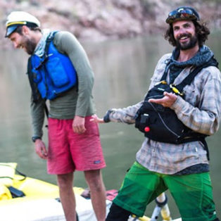 Video Trip Report: Rafting The Grand Canyon, How to Stay Warm and Dry on an Extended Trip