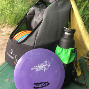 Gear Review: Innova Star Katana Disc Golf Driver