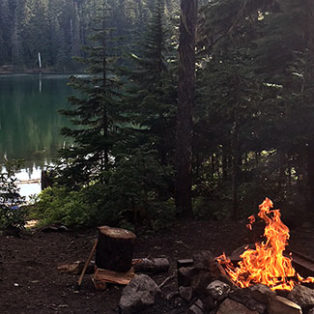 Trip Report: Hideaway Lake, Mt. Hood National Forest