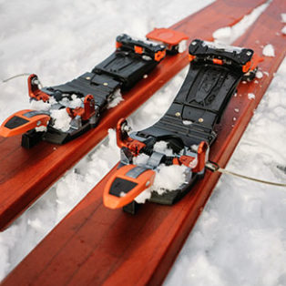 Gear Review: Meidjo 2.1 Telemark Binding from The M-Equipment Co.