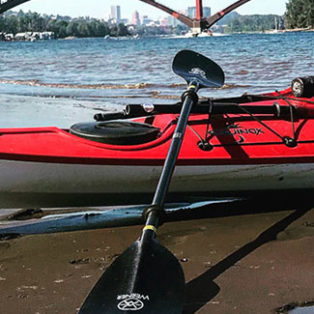 Gear Review: Werner Ikelos Kayak Touring Paddle