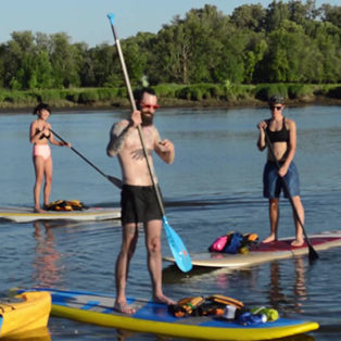 Video: How To Start Paddle Boarding